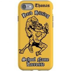 Lacrosse Colors iPhone