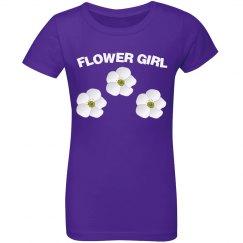 Pretty Floral Flowergirl