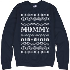 Ugly Sweater For Moms