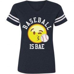 Baseball Emoji Is Bae