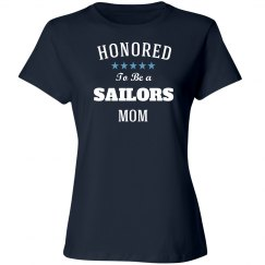 Honored to be sailors mom
