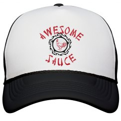 Awesome Sauce Trucker Cap