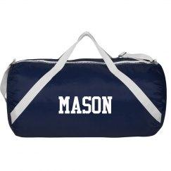 Mason sports roll bag
