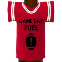 Game Day Fuel Koozie