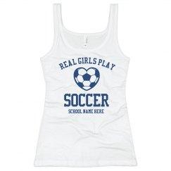Real Girls Play Soccer