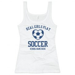 Real Girls Play Soccer