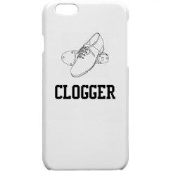 Clogger phone case