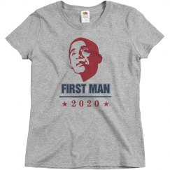 Obama For First Man 2020