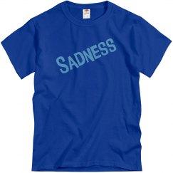 Adult Sadness Costume