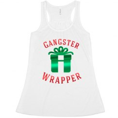 Metallic Gangster Wrapper