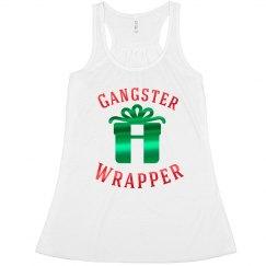 Metallic Gangster Wrapper