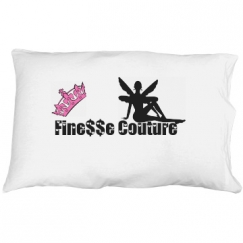 Finesse Couture Pillow