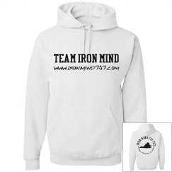 Iron Mind Team Hoodies