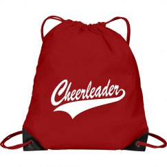 Cheerleaders Drawstring