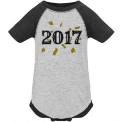 New Year's Eve Baby 2017