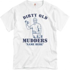 Dirty Mud Run Shirt