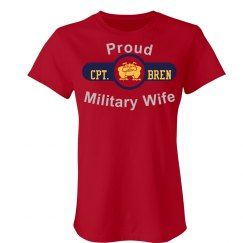 Proud Military Wife