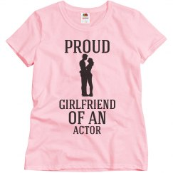 Girlfriend of an actor