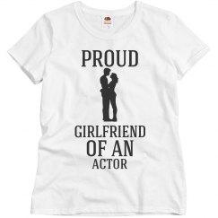 Girlfriend of an actor