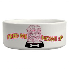 Feed me now