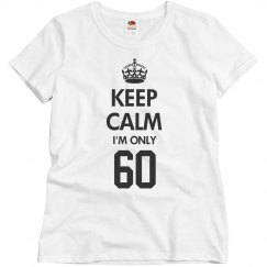 Only 60