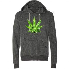Unisex Weed Hoodie