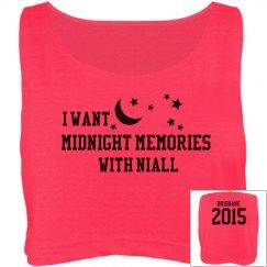 Midnight Memories Niall