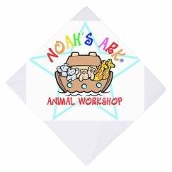 Noah's Doggy Bandanna