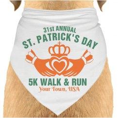 St. Patrick's Dog Walk