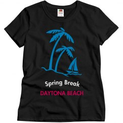spring break daytona