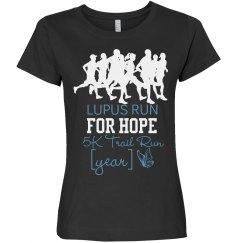 Lupus Run for Hope Shirt
