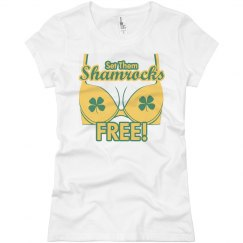 Set Them Shamrocks Free