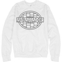 Classic AMBASSADOR crew neck