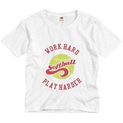 Softball, Work Hard