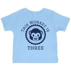Third Birthday Tee
