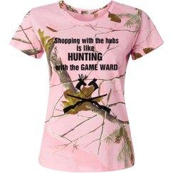 camo hunters wife