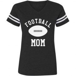 Football Mom Bling & Rhinestones