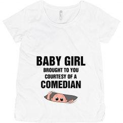 Comedian Girl