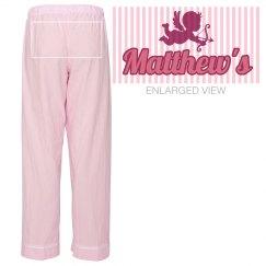 Valentines Pajamas Girl