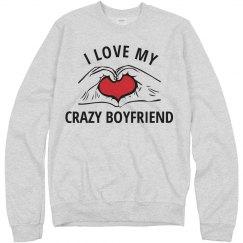 Crazy Boyfriend
