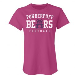 Powderpuff Bears Football