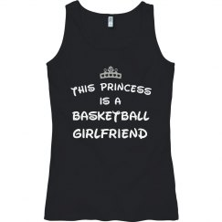 Princess is abball girlfriend
