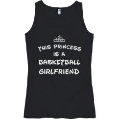 Princess is abball girlfriend