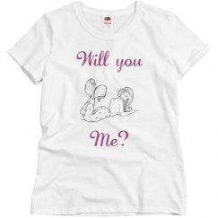 Will you mermaid me?