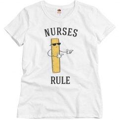 Nurses rule