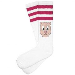 Piggy Socks