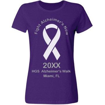 Fight Alzheimer's Now