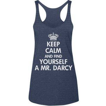 Find A Mr. Darcy