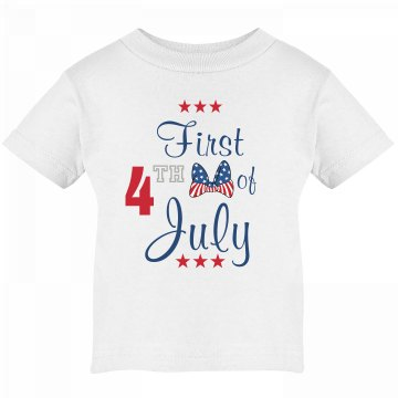 First 4th Of July
