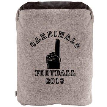 Football Blanket